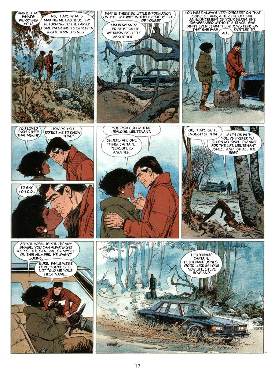 XIII - Where The Indian's Going..., Page 17