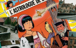Yoko Tsuno and The Astrologer of Bruges